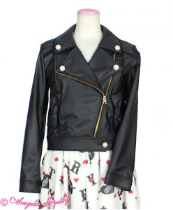 Doll's Ribbon Riders Jacket