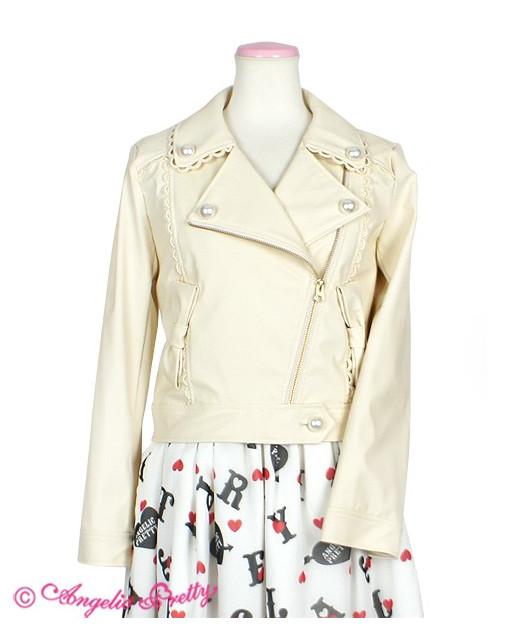 Doll's Ribbon Riders Jacket