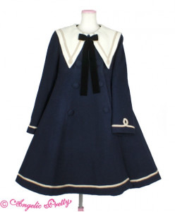 Literature Girl Coat