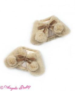 Girly Fur Ankle Cover
