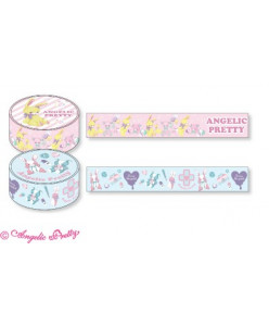 Fancy Hospital ♡ Toy Fantasy Masking Tape Set