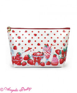 Milky Berry Pouch