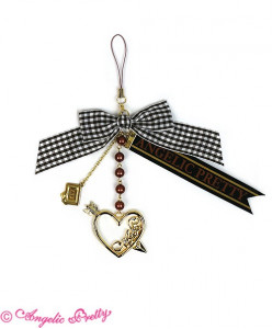 Logo Heart Arrow Strap