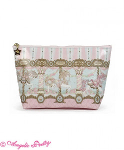 Day Dream Carnival Pouch