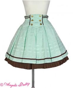 Melty Ribbon Chocolate Skirt