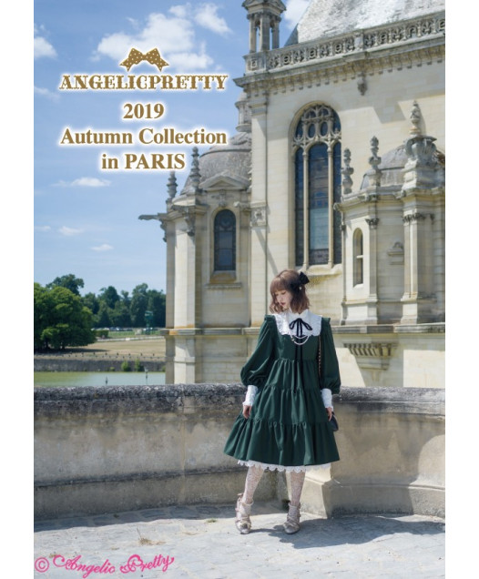 Look Book 2019 Autumn Collection