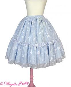 Girl's Heart Skirt