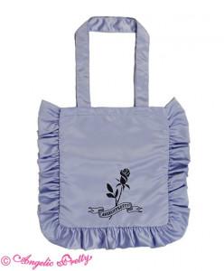Girl's Rose Tote Bag