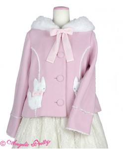 Twin☆Cat Short Coat