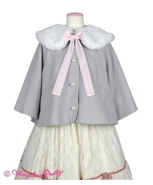 Dolly Cape Coat