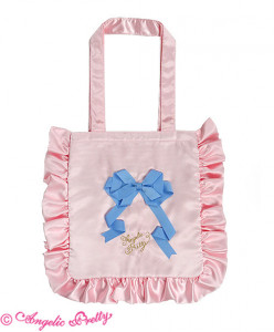 Sweetie Ribbon Tote Bag