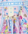 Ice Cream Parlor Salopette