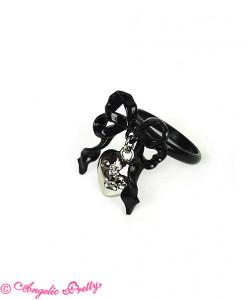 Paris Exclusive Sweetie Ribbon Ring