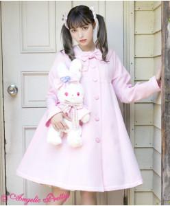 [Reservation] Bunny College Rainy coat