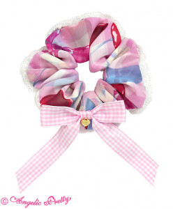 [RESERVATION] Sweet Cherry Margaret Scrunchy