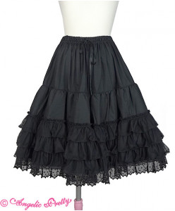 [RESERVATION] Princess Long Petticoat