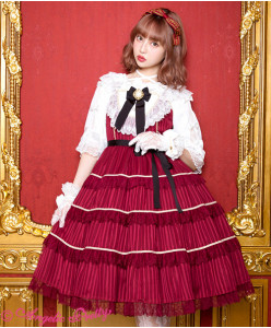 [Reservation] Nostalgic Lady Jumperskirt
