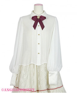 [Reservation] Rose Tea Garden Blouse