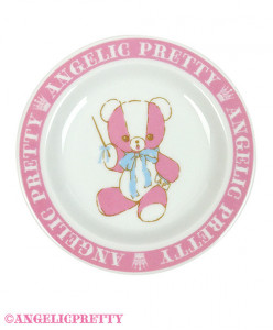 [Reservation] Melody Toys Plate