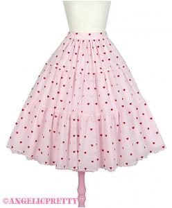 [Reservation] Petit Heart Skirt
