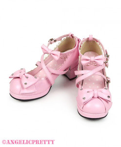 [Reservation] Jewlery Ribbon Shoes