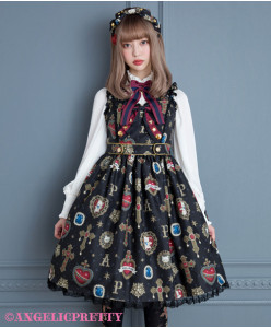 [Reservation] Noble Collection Jumperskirt