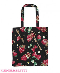 [Réservation] Royal Crown Berry Totebag