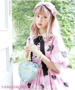 [Reservation] Dolly Heart Bag