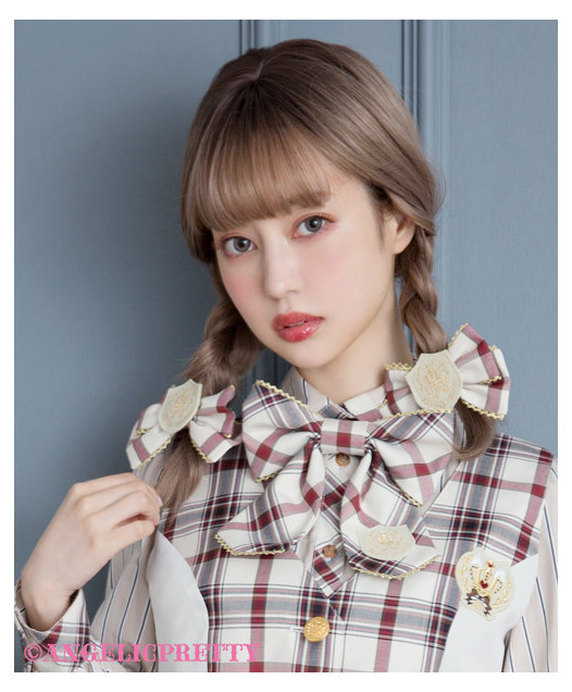 [Reservation] Bunny College Campus Hairpony
