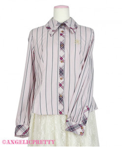 [Reservation] Bunny College Campus Blouse