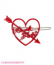 Dolly Heart Hairpin