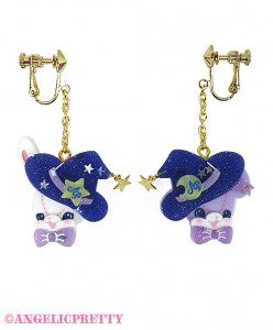 [Reservation] Little Witch Friends Earrings