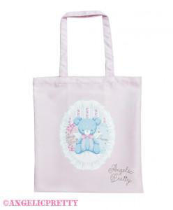 [Reservation] Milky Bear Tote Bag