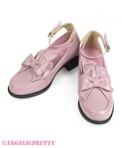 [Reservation] Bunny College Shoes
