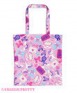 [Reservation] Girly Sticker Tote Bag
