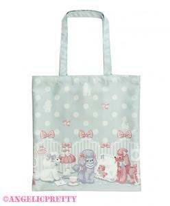 [Reservation] Lovely Poodle Tote Bag