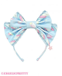 ☆ MADE TO ORDER ☆ Sugary Carnival Headbow
