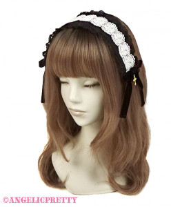 [Reservation] Sweet Afternoon Headdress