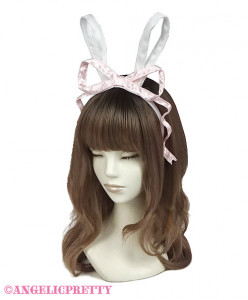 [Reservation] BUNNY TOY Headbow