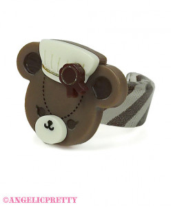 [Reservation] Bear's Chocolaterie Chocolatier Ring