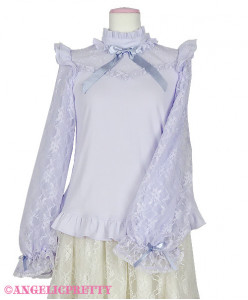 [Reservation] Graceful Lace Cutsew