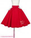 [Reservation] Milkshake Circular Skirt