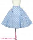 [Reservation] Milkshake Dot Circular Skirt