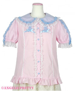 [Reservation] Topping Heart Blouse