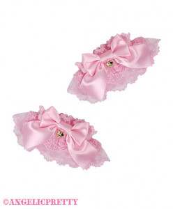 [Reservation] Cute Ribbon Wristcuffs