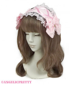 [Reservation] Cute Lace Headdress