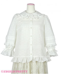 [Reservation] Pizziato Blouse
