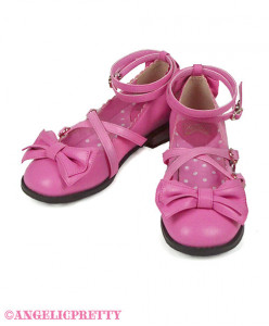 [Reservation] Tea Party Shoes