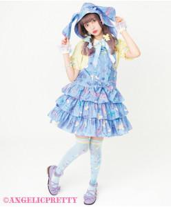 [Reservation] Jelly Candy Toys Salopette