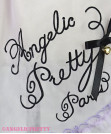 [Reservation] Paris Exclusive ☆ Original Logo Fairy Frill Apron